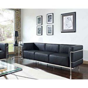 Le Corbusier LC2 Sofa Reproduction