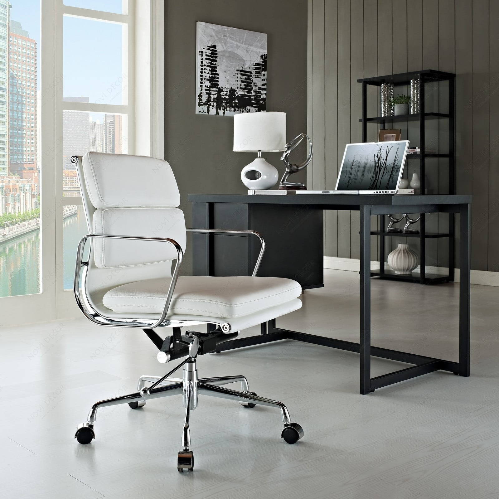 office elm australia west helvetica media chairs leather chair