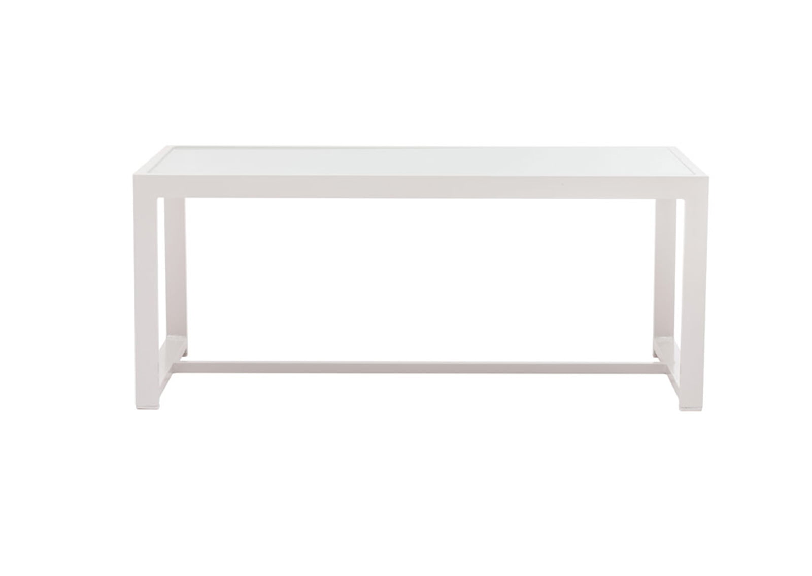 Golden Beach Coffee Table Gray Furnishplus
