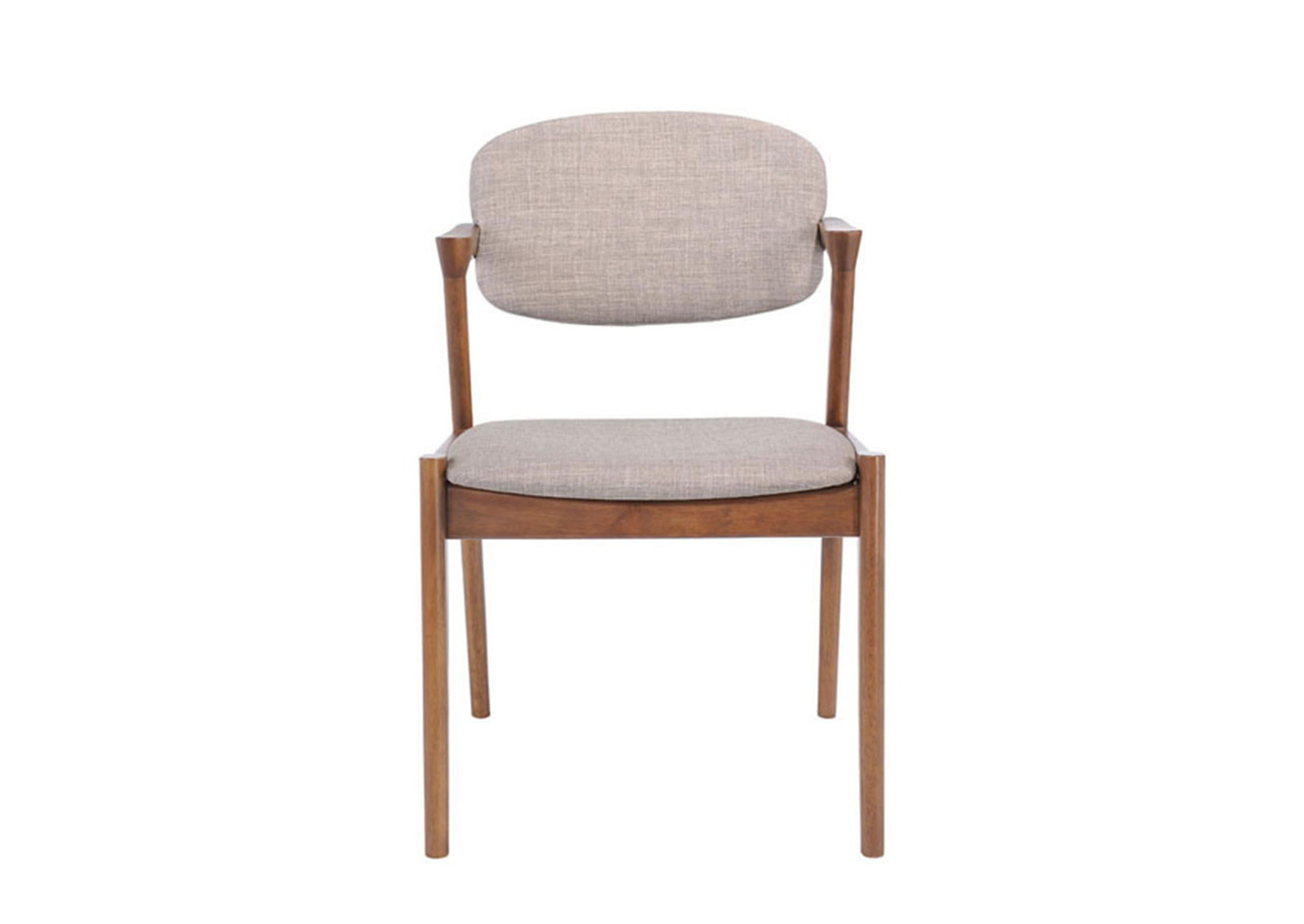 Brickell Dining Chair Dove Gray Furnishplus
