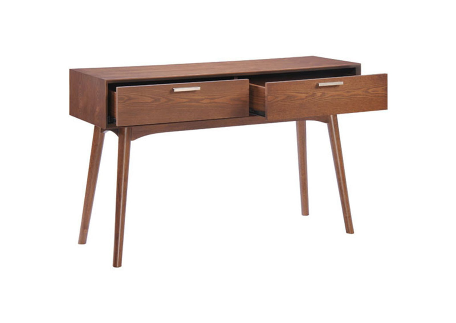 Design district console table walnut furnishplus for 5 sofa table