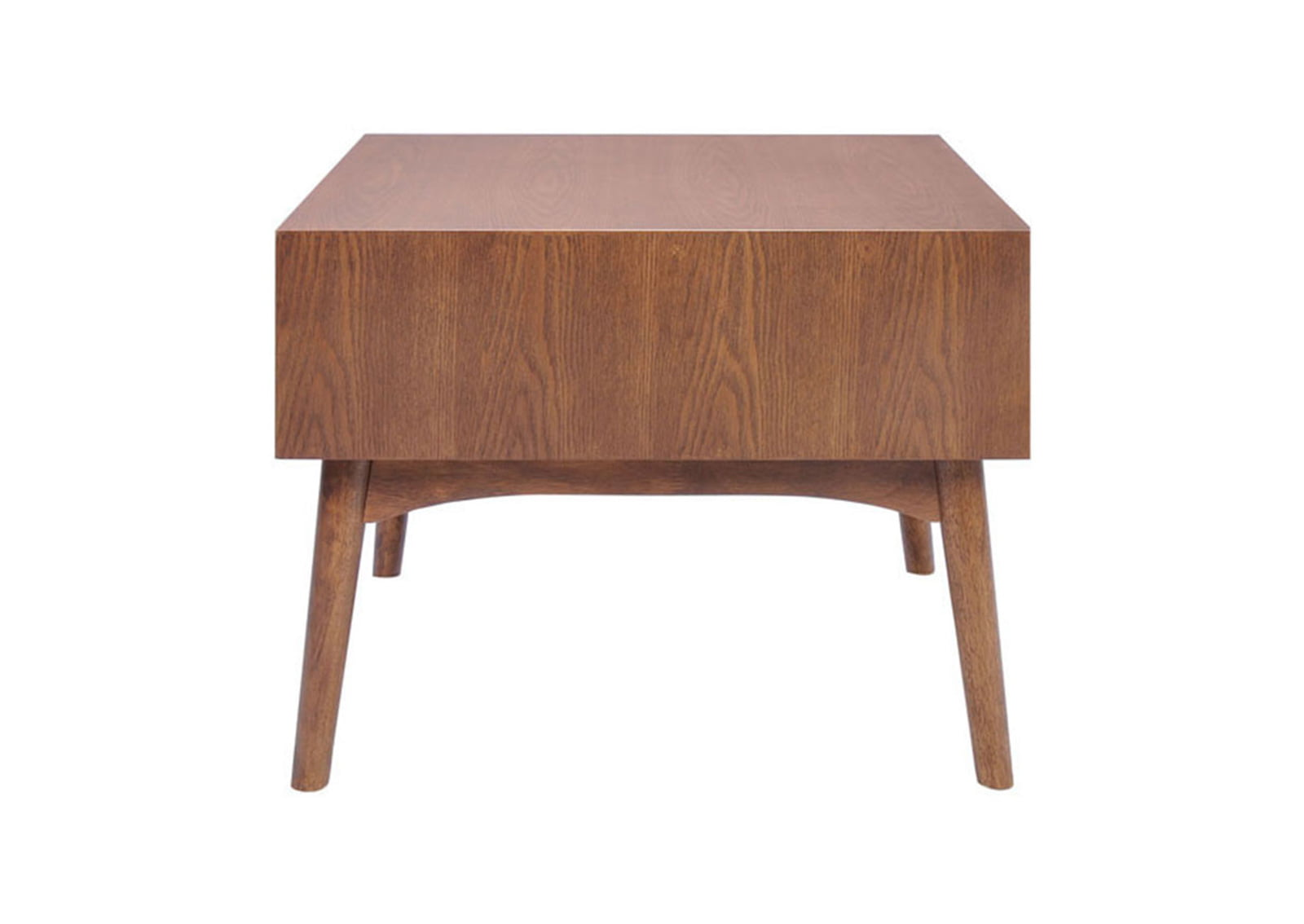 Design district side table walnut furnishplus for Side table design