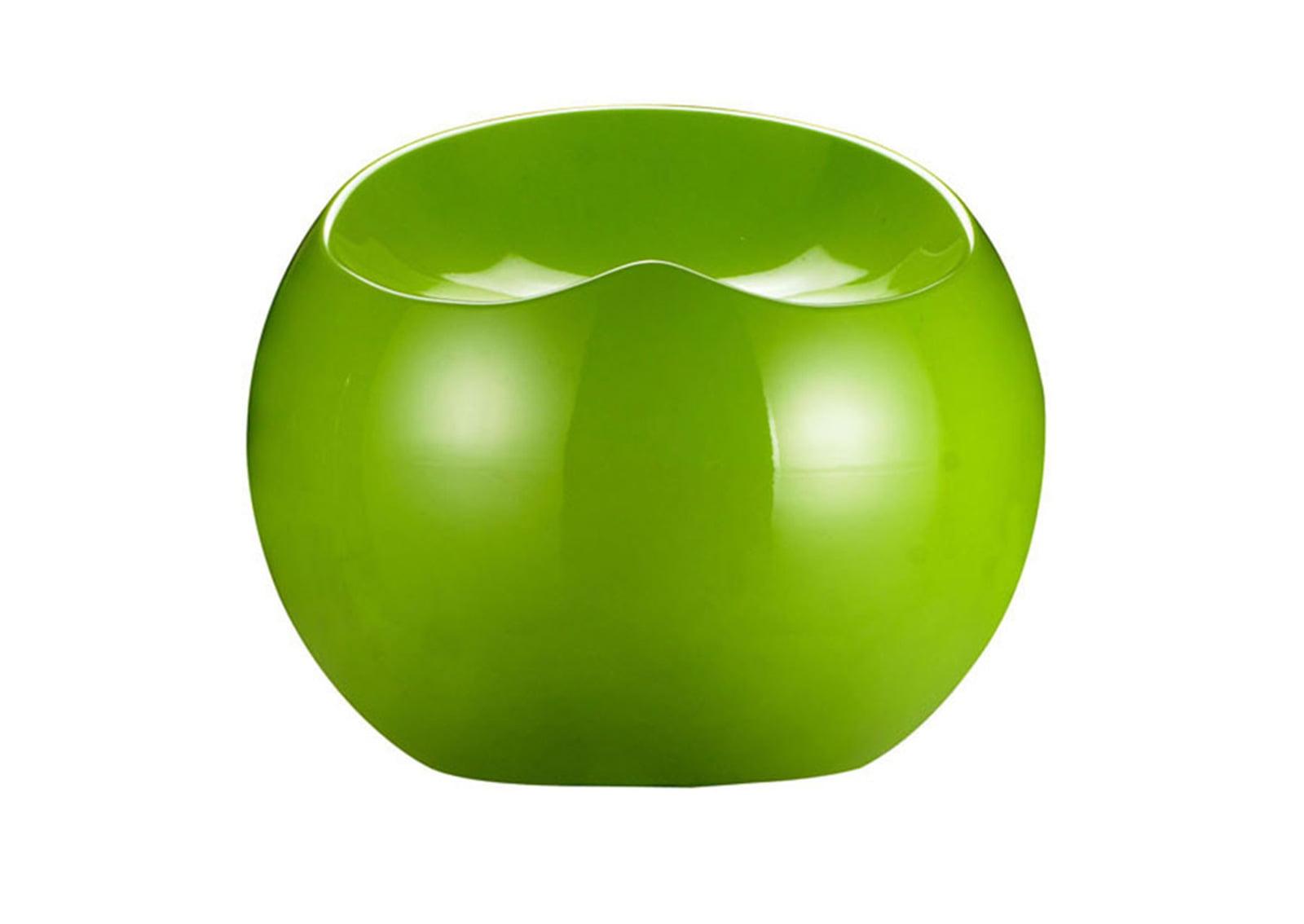 Drop Stool Green Furnishplus