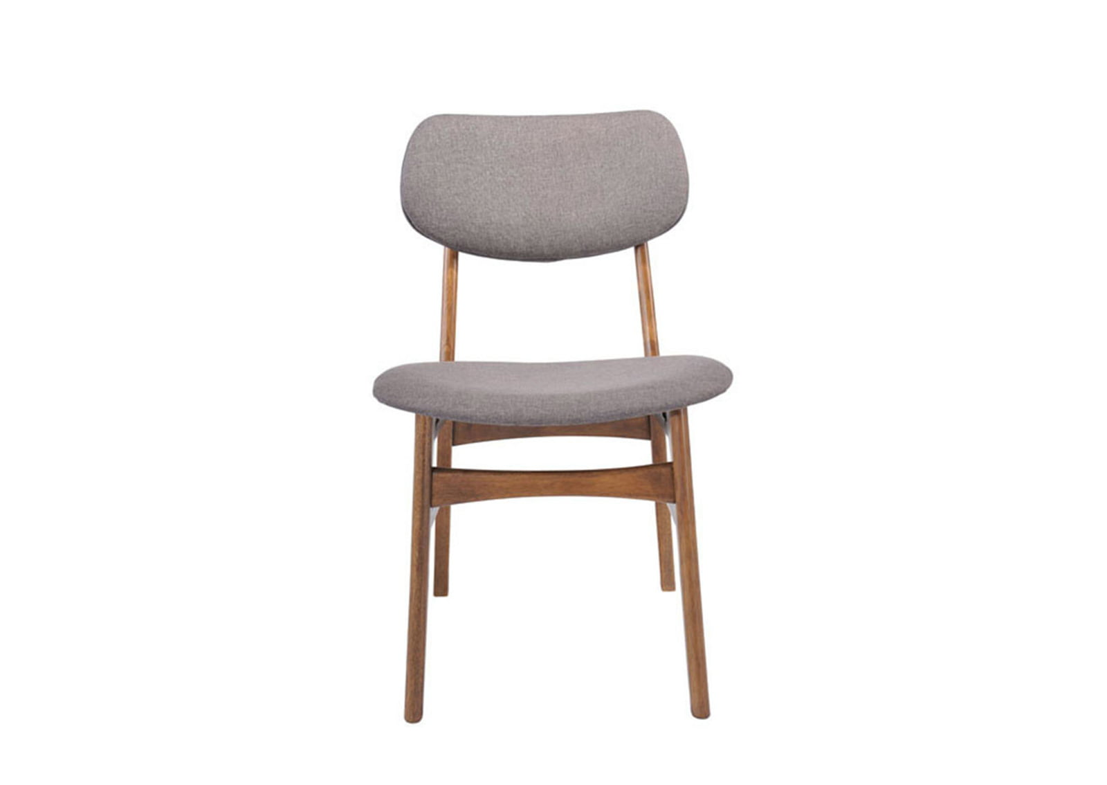 Midtown dining chair flint gray furnishplus Gray dining chairs