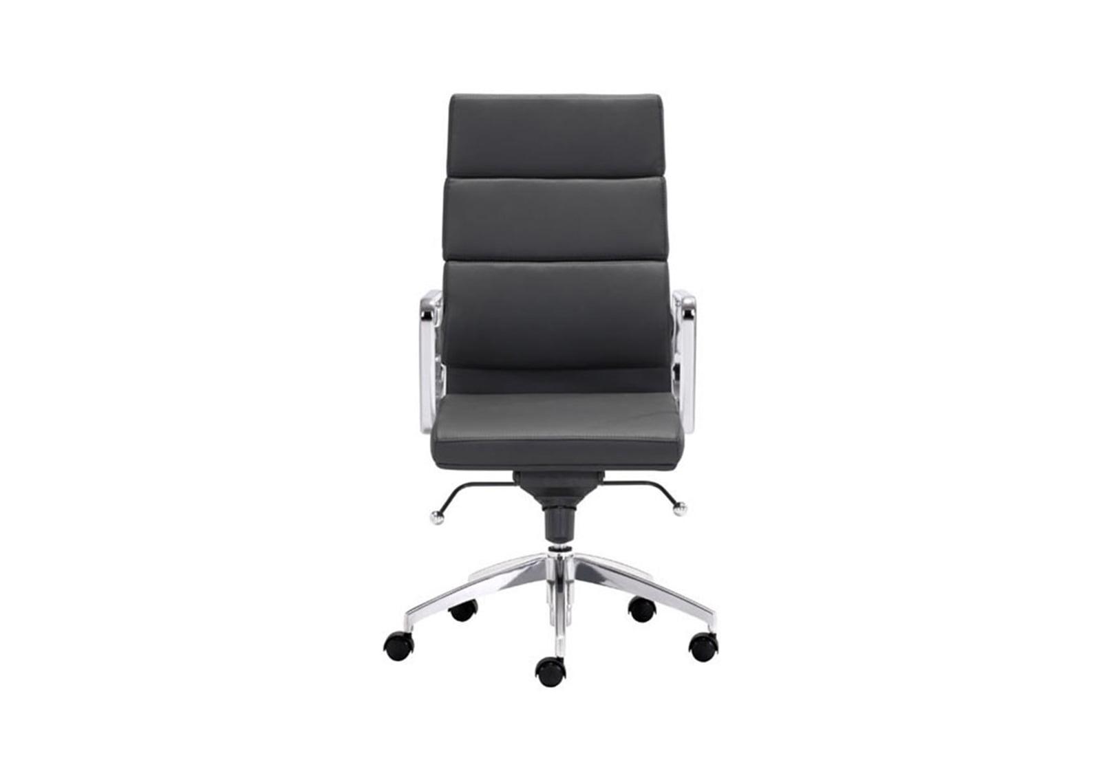 Engineer High Back Office Chair Black Furnishplus