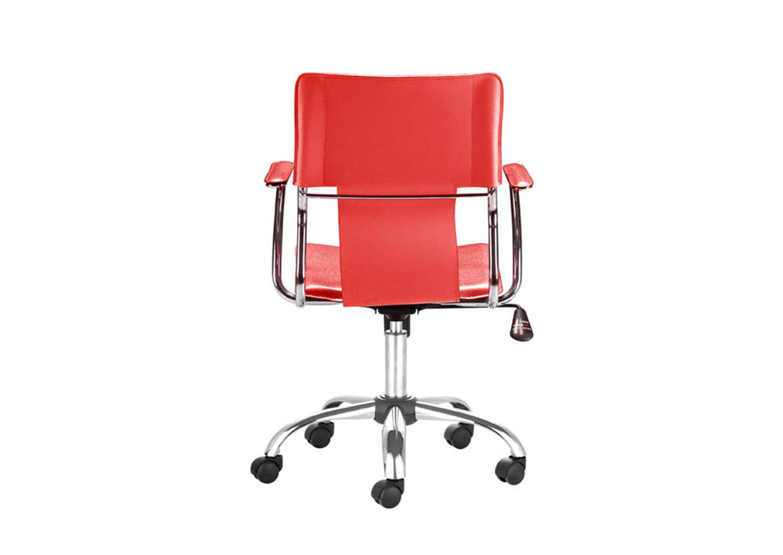 trafico office chair red furnishplus