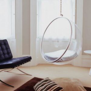 bubble chair arne jacobsen
