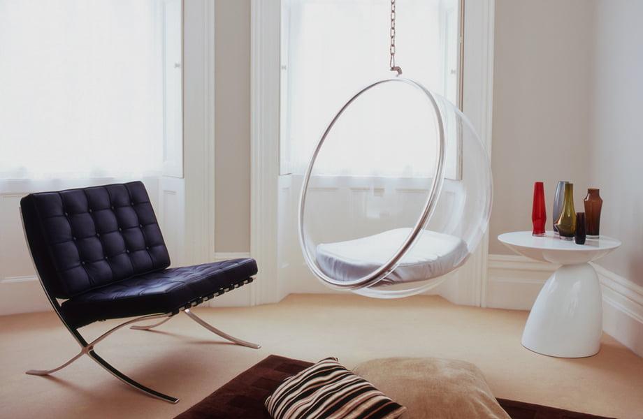 bubble chair arne jacobsen