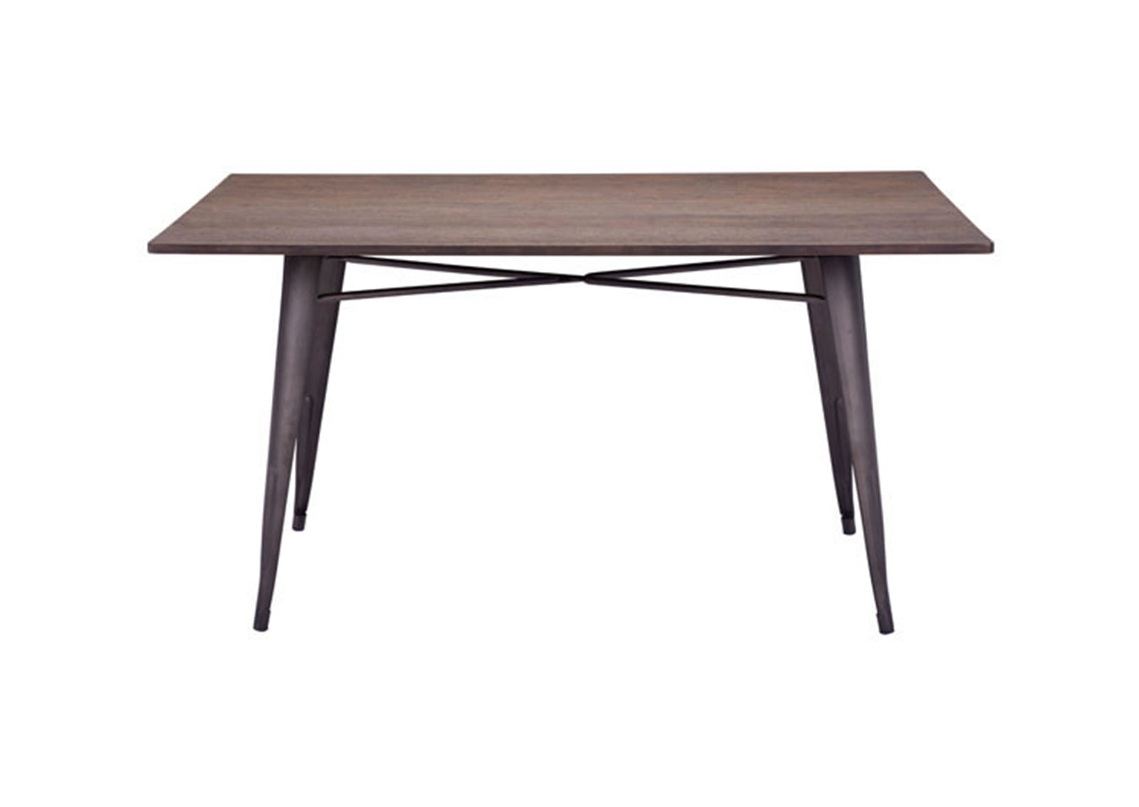 Titus Rectangular Dining Table Rustic Wood FurnishPlus : Titus Rectangular Dining Table Rustic Wood3 from furnishplus.ca size 1600 x 1134 jpeg 76kB
