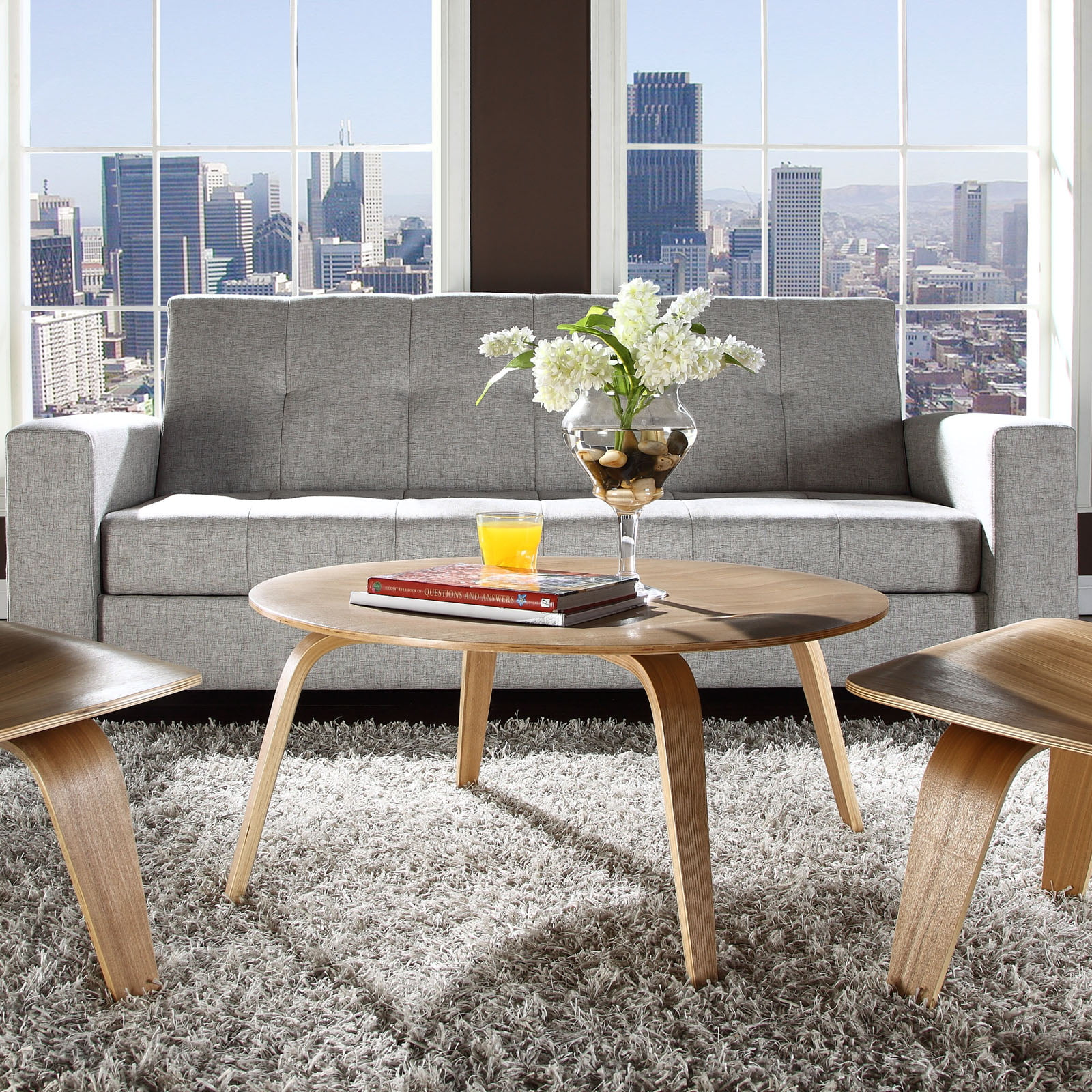 Eames Coffee Table Replica