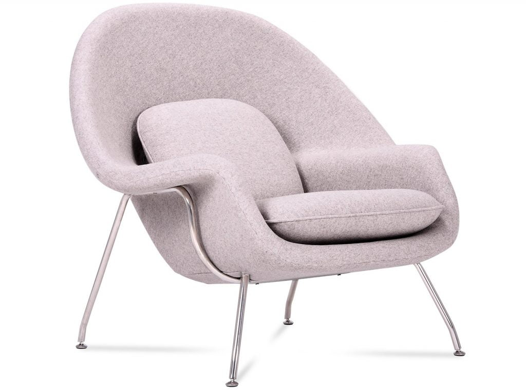 Womb Chair by Eero Saarinen From FurnishPlus