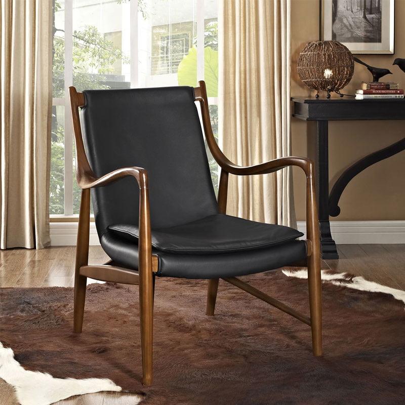 Finn Juhl 45 Lounge Chair Finn Juhl Style Reproduction