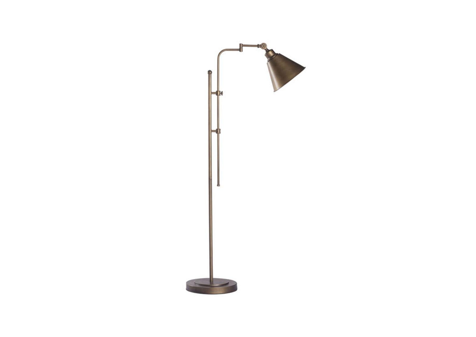 Rush Floor Lamp Furnishplus