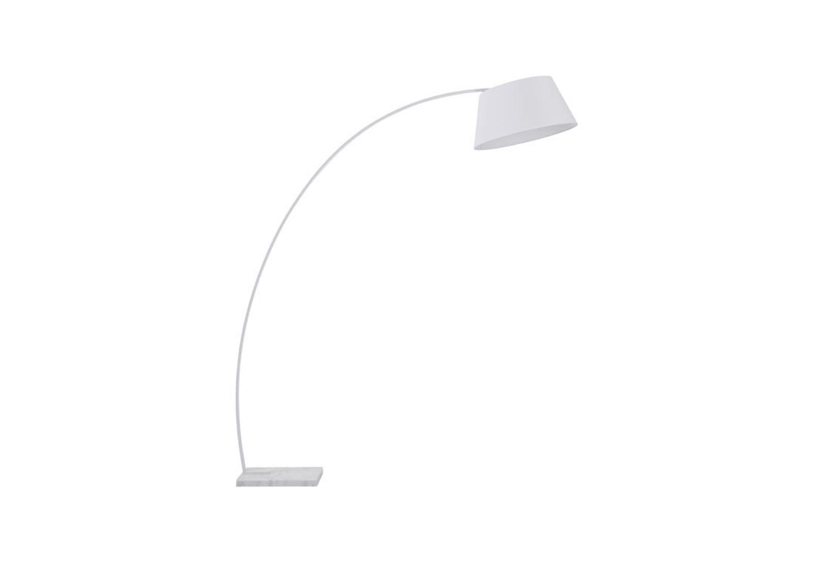 Vortex Floor Lamp White Furnishplus