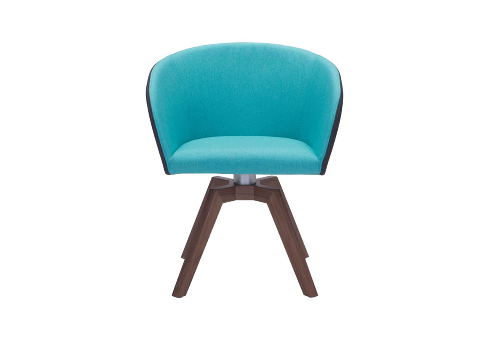 Wander Dining Chair Blue Gray Furnishplus