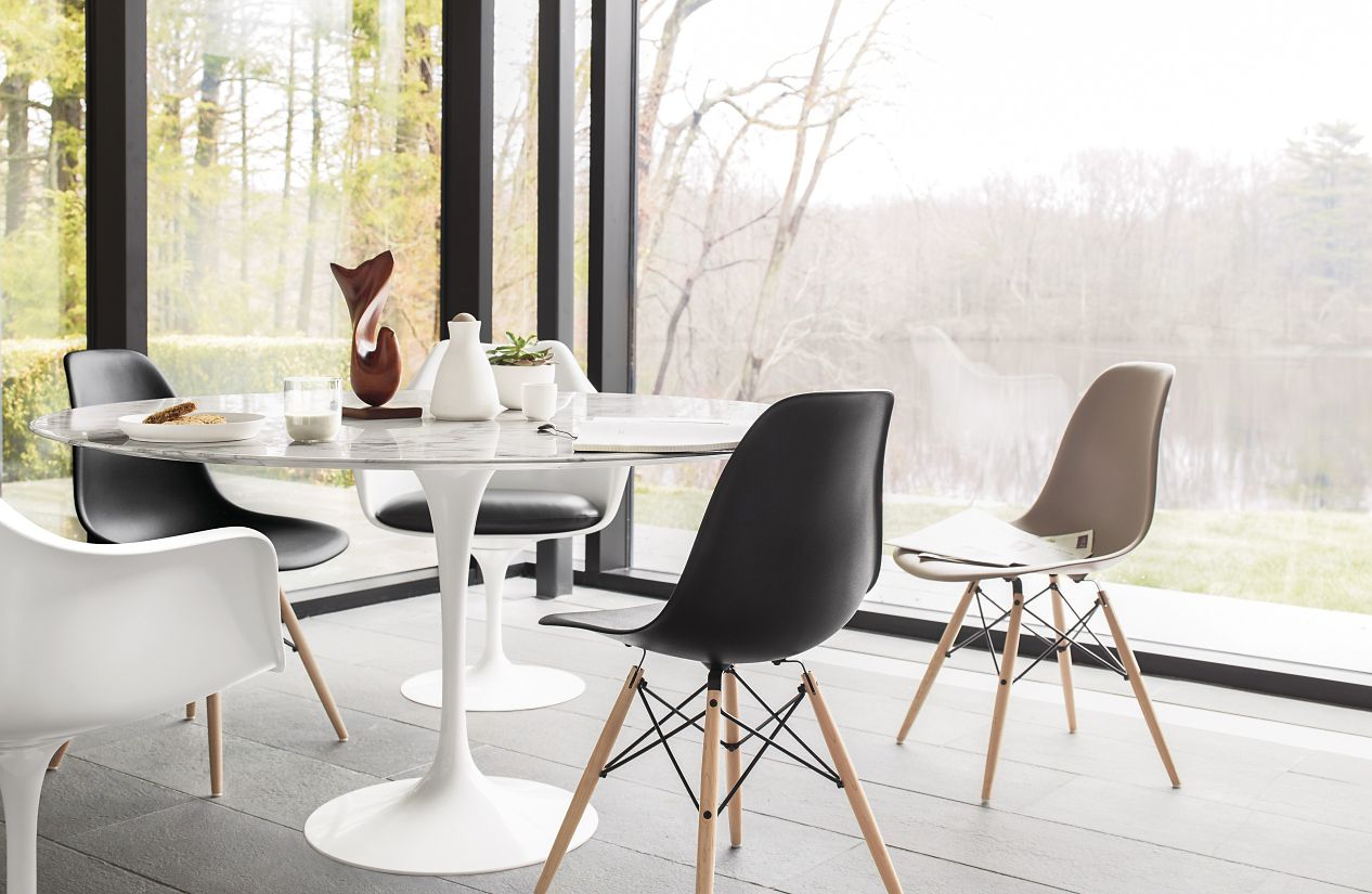 studio co base saarinen table white buy coffee laminate product uk the knoll at nest tulip