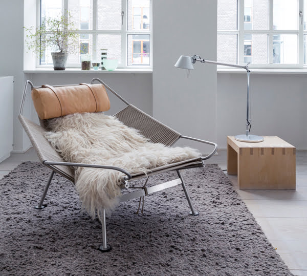 Flag Halyard Chair hans wegner