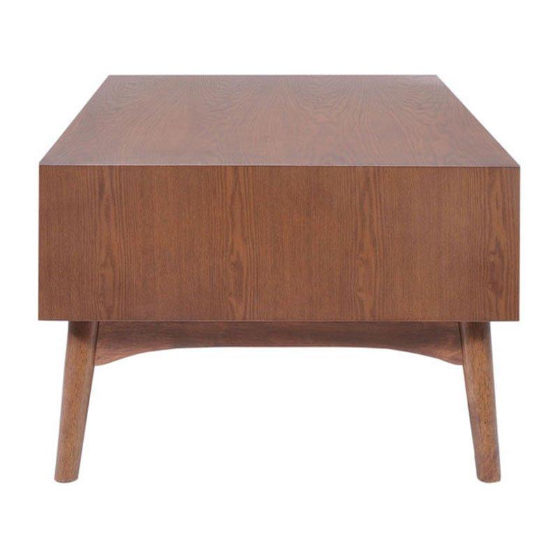 Design District Coffee Table Walnut 4 Furnishplus