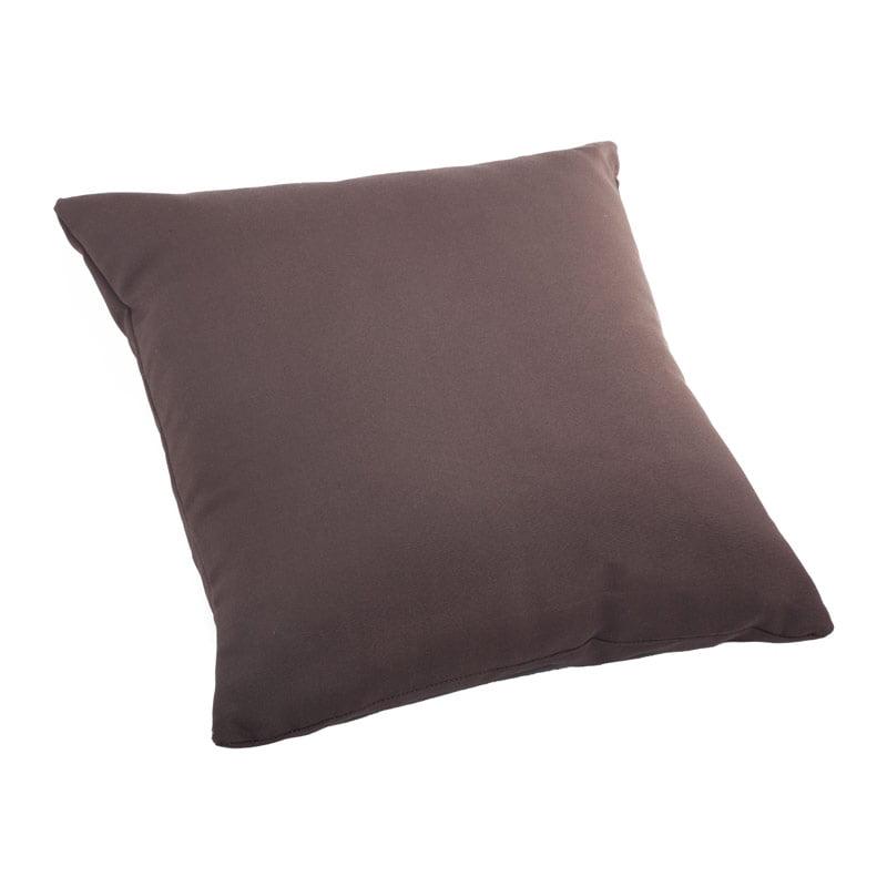 Laguna Large Outdoor Pillow Espresso