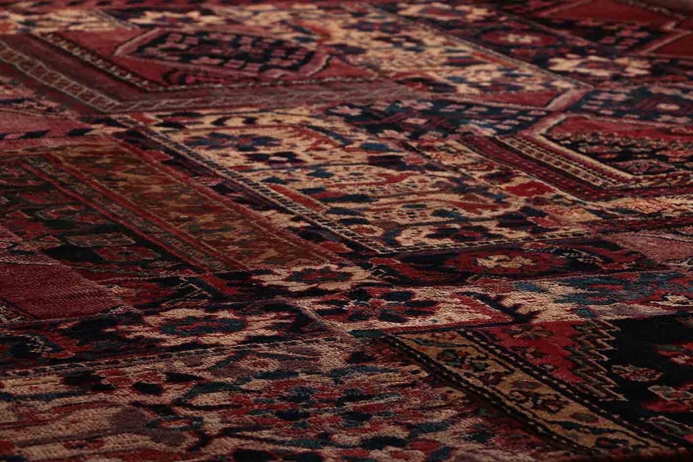 Bakhtiar | 245cm x 173cm (8' by 5'8'')