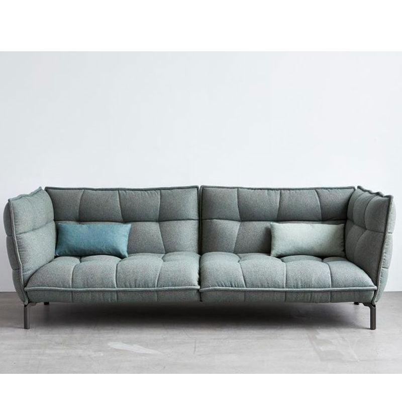 b b husk sofa patricia urquiola style. Black Bedroom Furniture Sets. Home Design Ideas