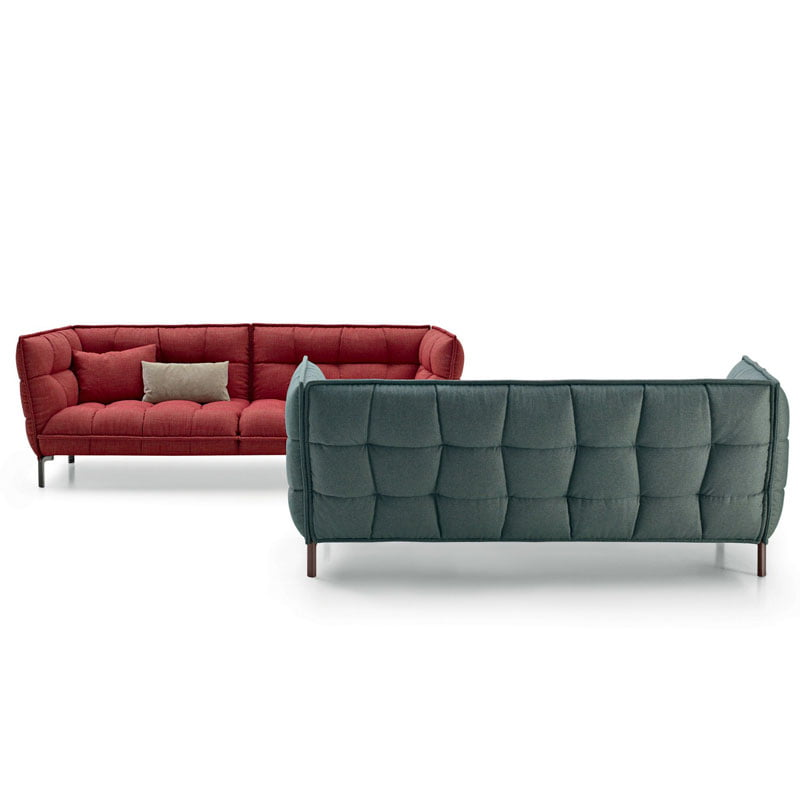 B&B Husk Sofa | Patricia Urquiola Style