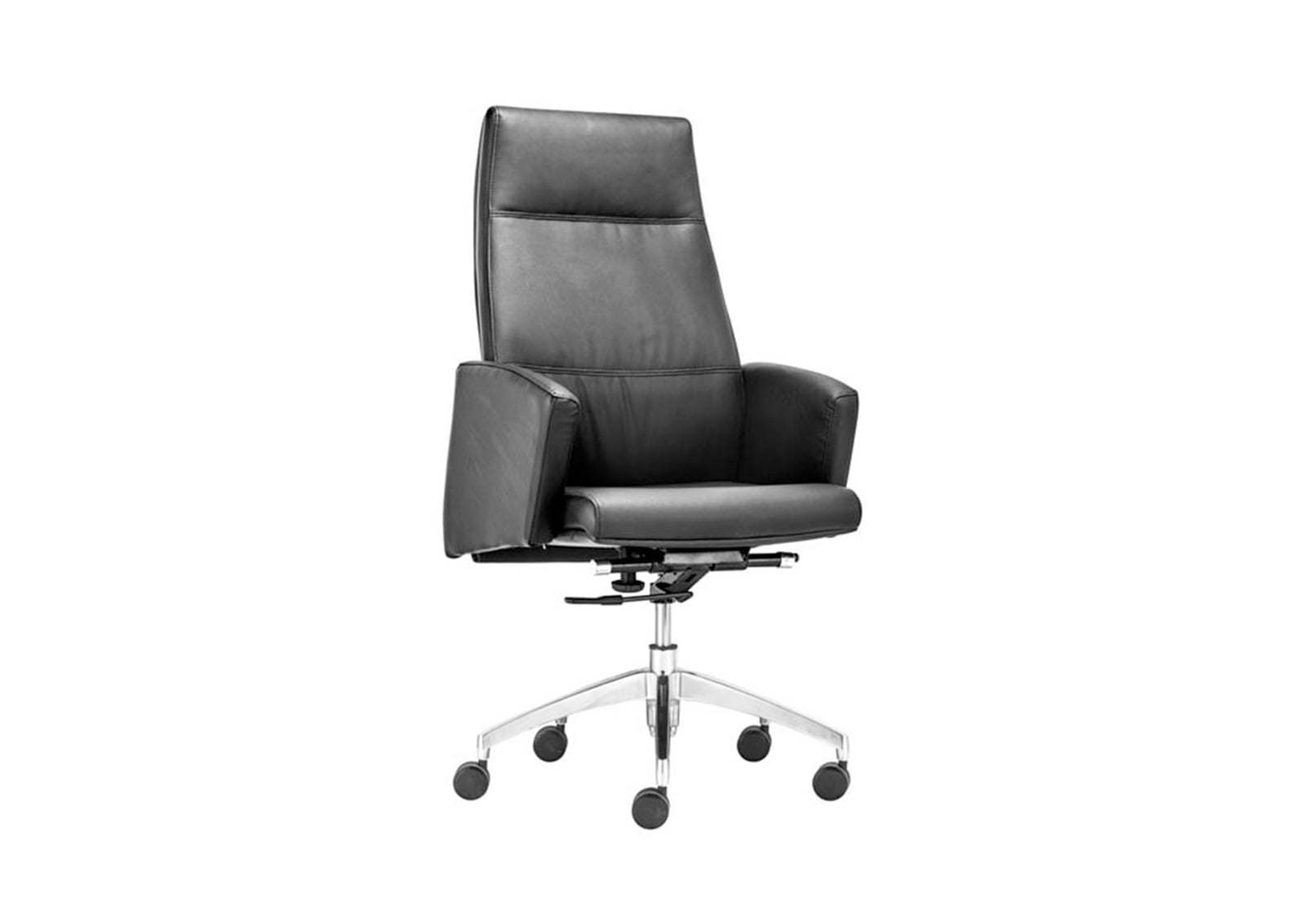 Chieftain-High-Back-Office-Chair-Black1