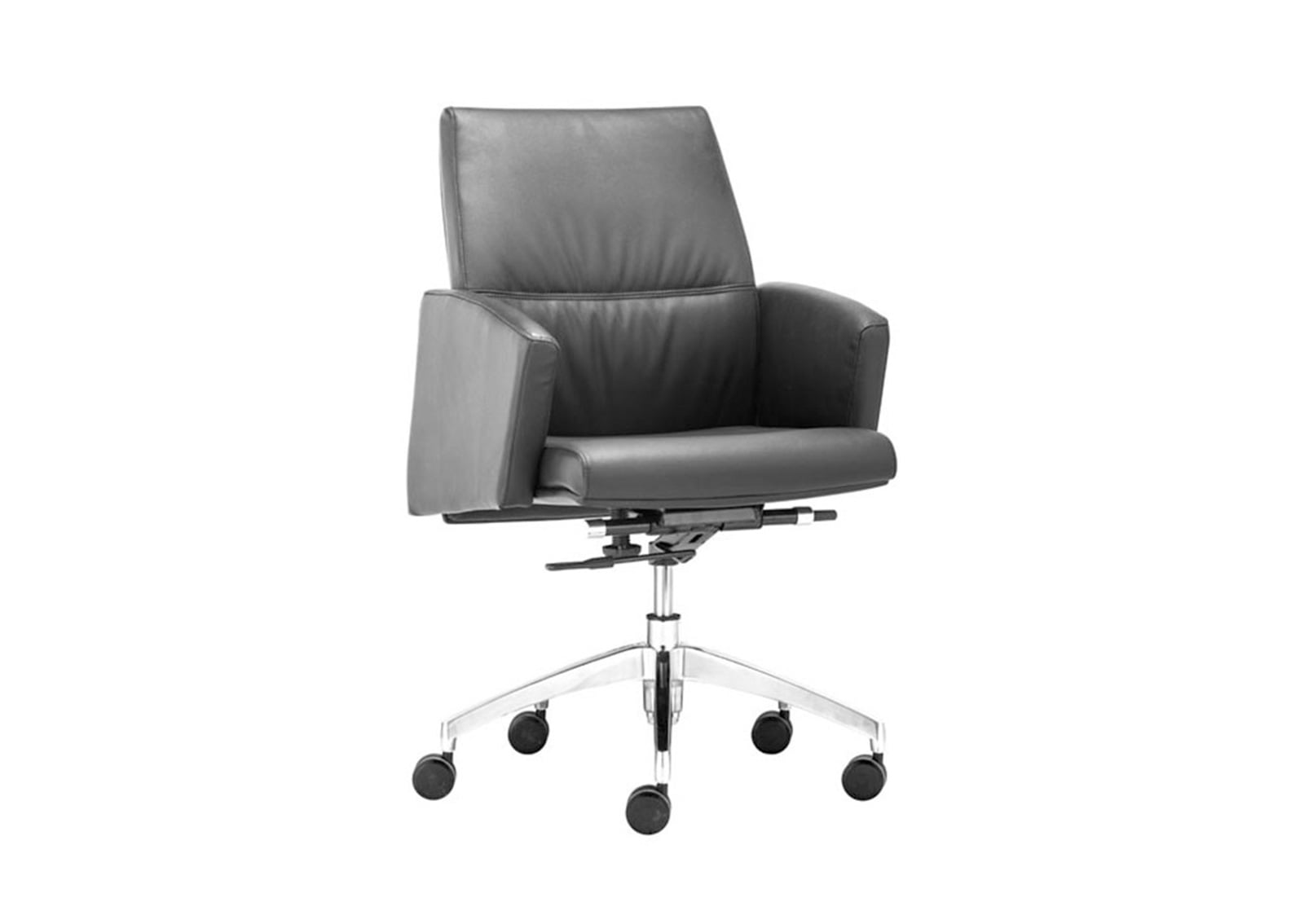 Chieftain-Low-Back-Office-Chair-Black1
