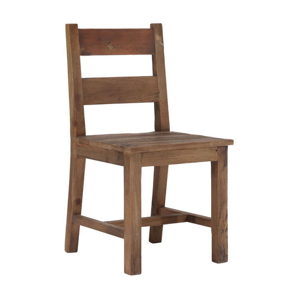 Lincoln Park Dining Chair Distressed Natural