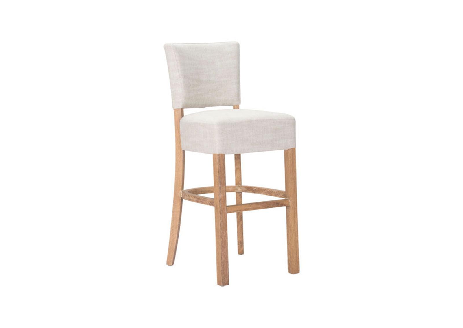 Riverside Bar Chair Beige Furnishplus