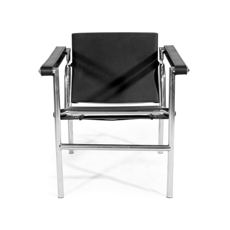 Lc4 chaise lounge le corbusier style furnishplus - Chaise lc1 le corbusier ...