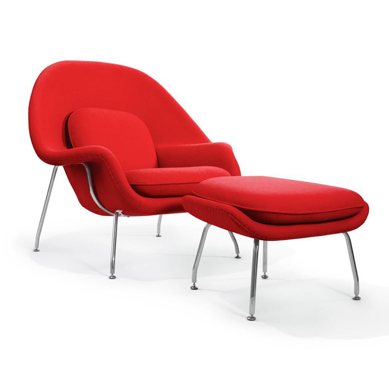 Womb Chair U0026 Ottoman