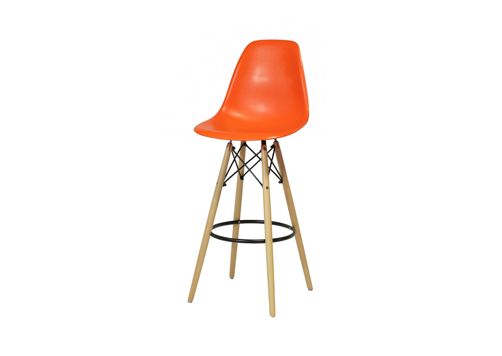 Charles Eames Style Dsw Counter Stool Furnishplus