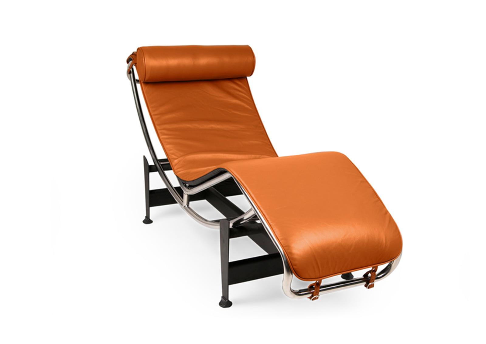 Lc4 chaise lounge le corbusier style furnishplus - Chaise le corbusier prix ...