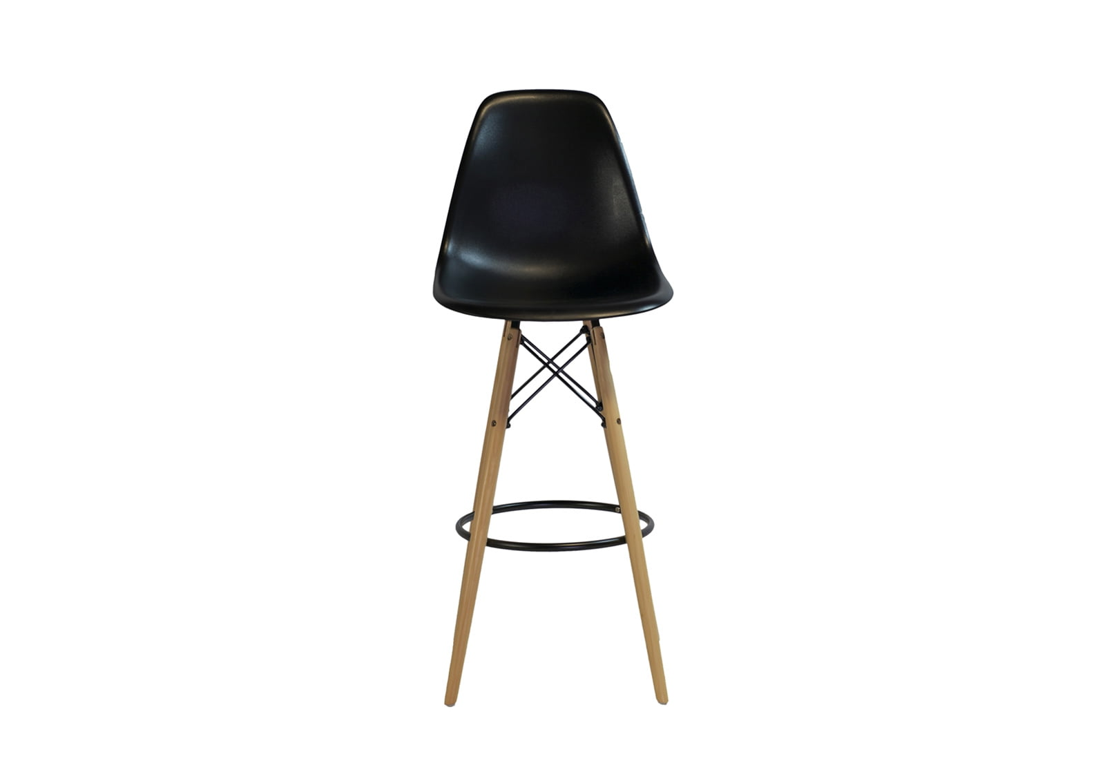 charles eames style dsw counter stool furnishplus. Black Bedroom Furniture Sets. Home Design Ideas
