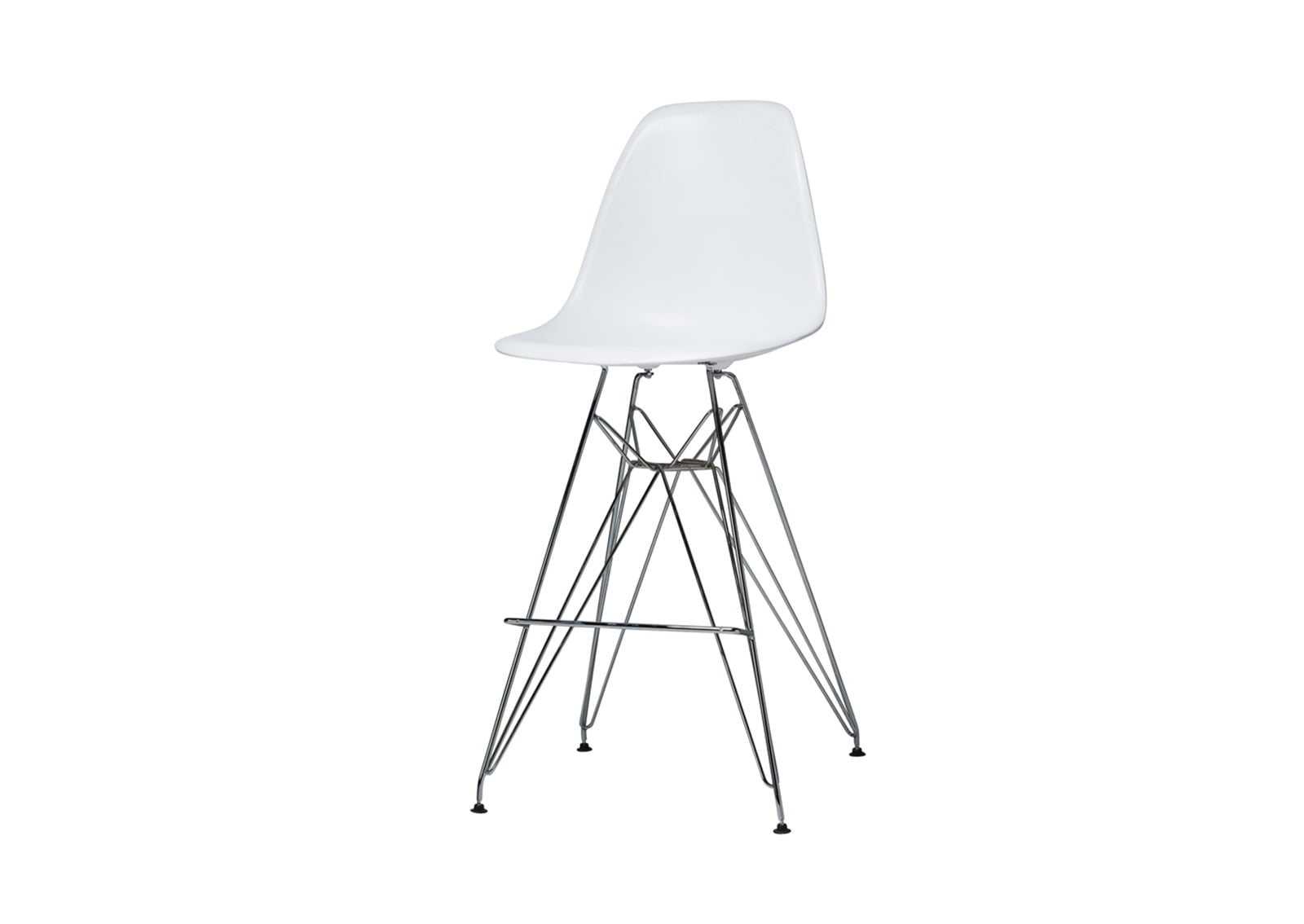 Charles Eames Dsr Style Counter Stool Furnishplus