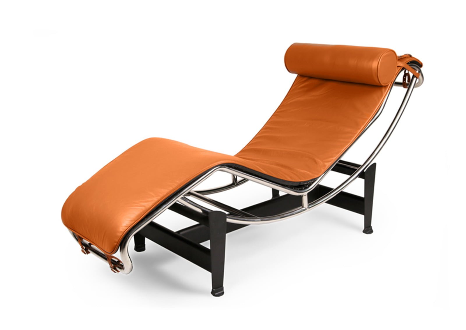 Lc4 chaise lounge le corbusier style furnishplus for Chaise le corbusier lc4