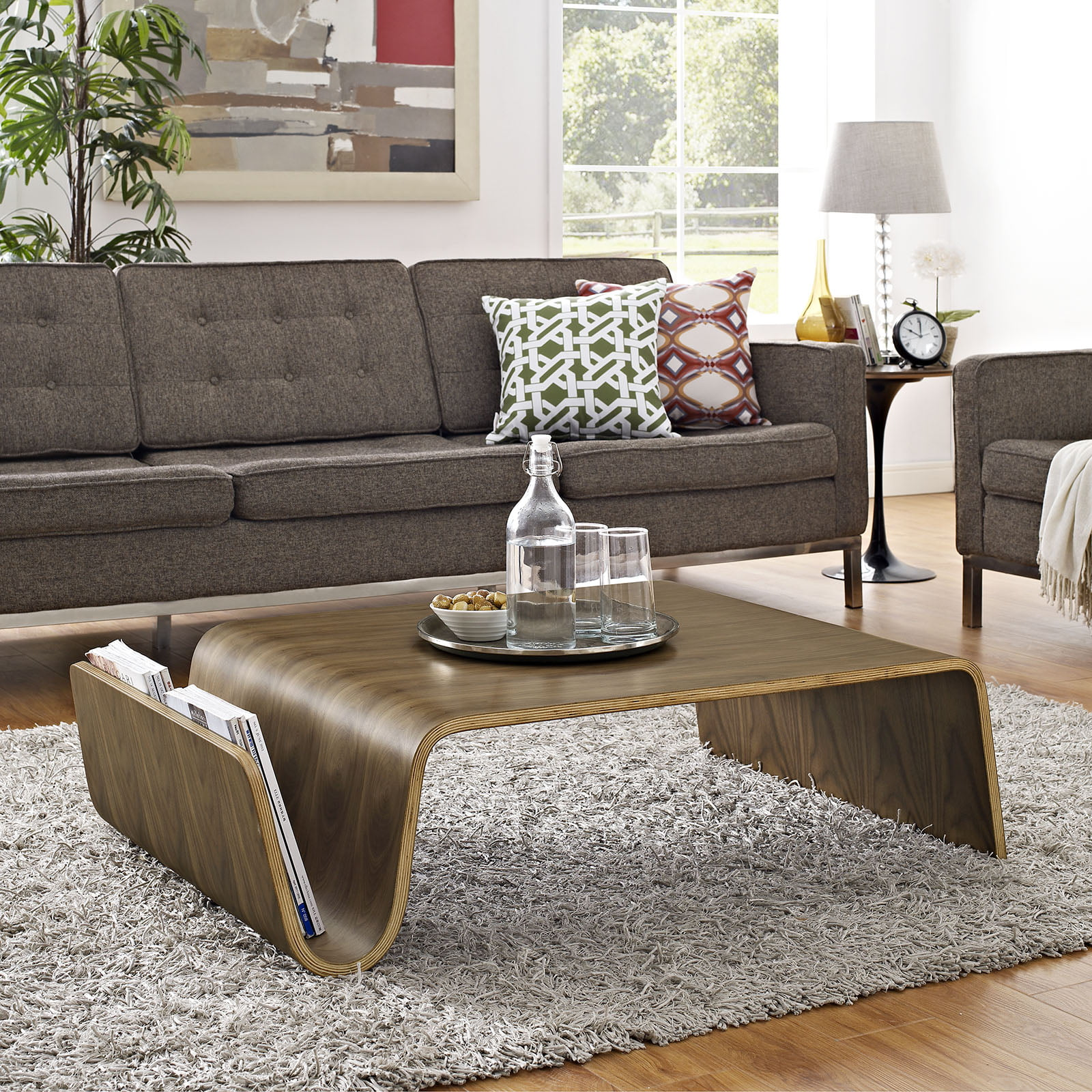 Scando Plywood Coffee Table FurnishPlus - Scando coffee table
