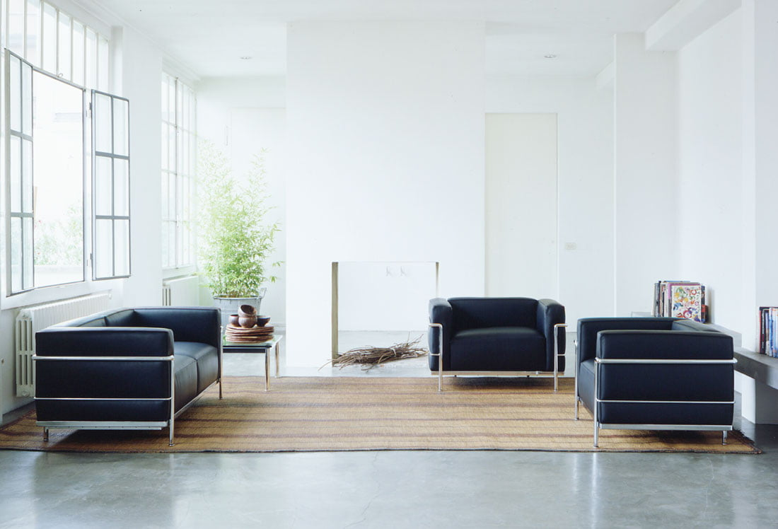 Lc3 Chair Le Corbusier Style Furnishplus